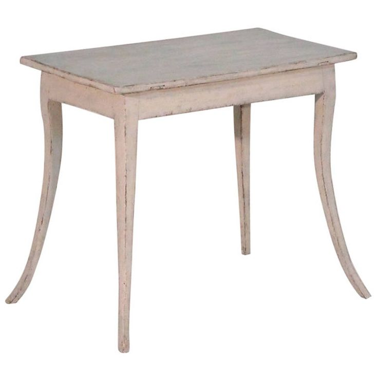 19th Century Swedish Late Gustavian Period Table Console