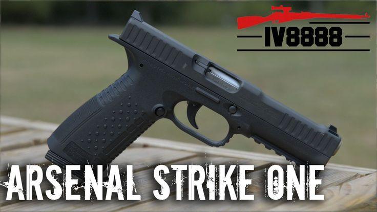 Arsenal Firearms Strike One 9mm
