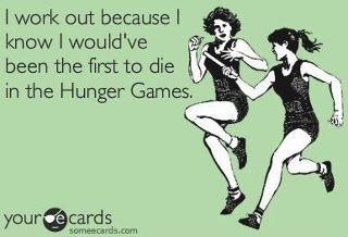 Read The Hunger Games!