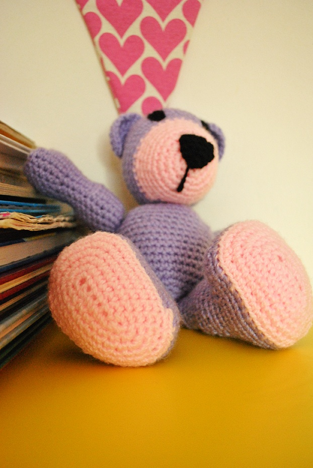 Oso de crochet: Hook, Crochet Secreto, Monito Crochet