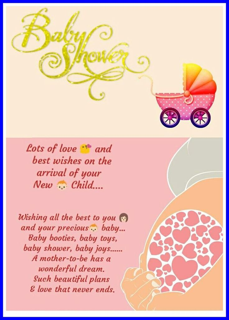 94 reference of baby shower card congratulations messages