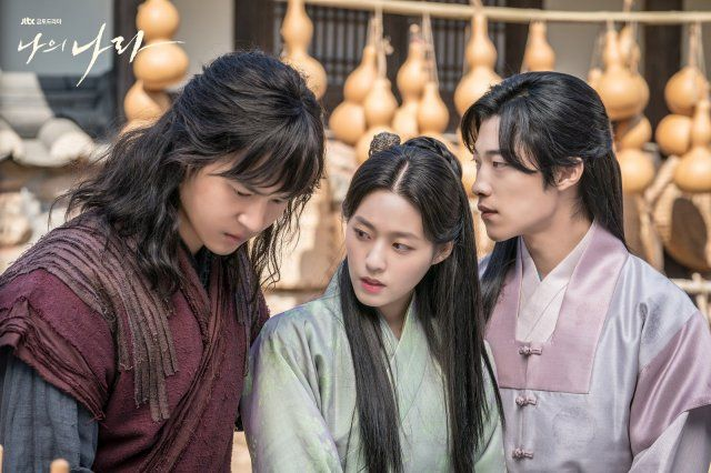 Photos New Stills Added For The Upcoming Korean Drama My Country The New Age New Age Korean Drama Asian Film