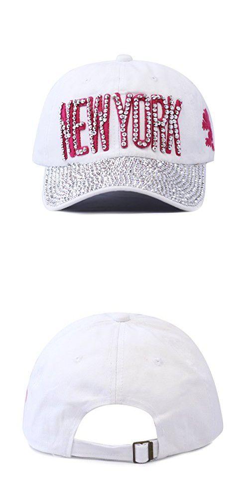 6f5ab4435 The Hat Depot H5400 New York Premium Cotton Baseball Cap - 5colors (White)