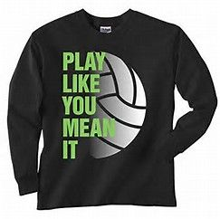 Image result for Funny Volleyball Shirts