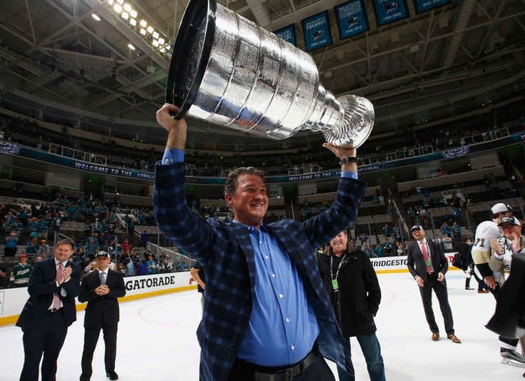 june 12 co owner and chairman mario lemieux of the pittsburgh penguins lifts the