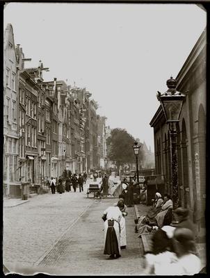 Amsterdam Geldersekade, ca. 1890