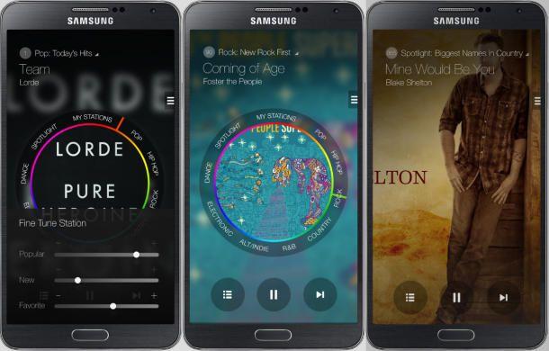 Samsung's answer to Apple's iTunes Radio: Milk Music | Internet & Media - CNET News