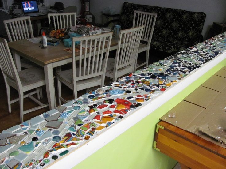 43 Best Images About DIY Mosaic Table Top On Pinterest