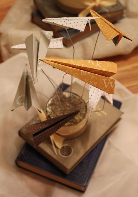 Best 25 travel centerpieces ideas on pinterest for Aviation decoration ideas