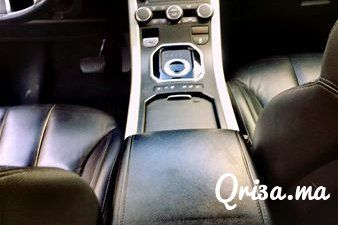 2013, Land Rover, Voiture, Evoque, Casablanca