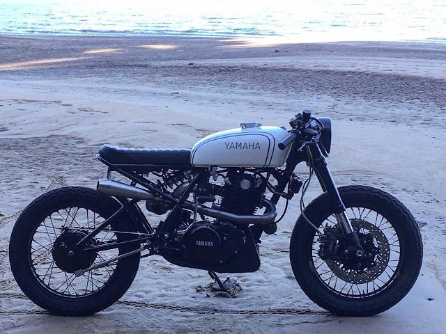 Simple Sycles SR 500