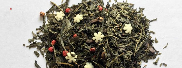 Christmas Tea Blends Available Now