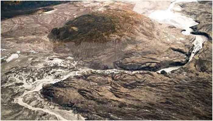 चार दिन में ही गायब हो गई नदी http://www.drishtiias.com/hindi/current-affairs/A-river-vanished-in-four-days #Current_Affair #Climate_Change  #Himalaya #Slims_River #UPSC #IAS