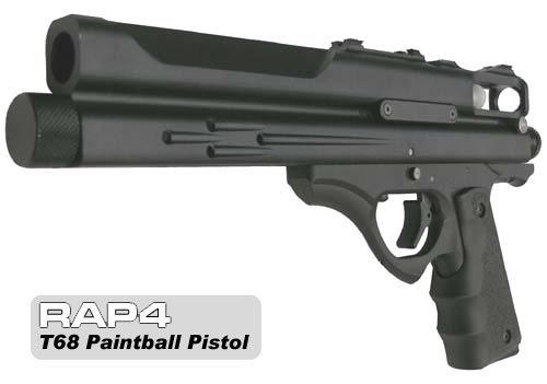 T68 Gen3 Paintball Pistol $125