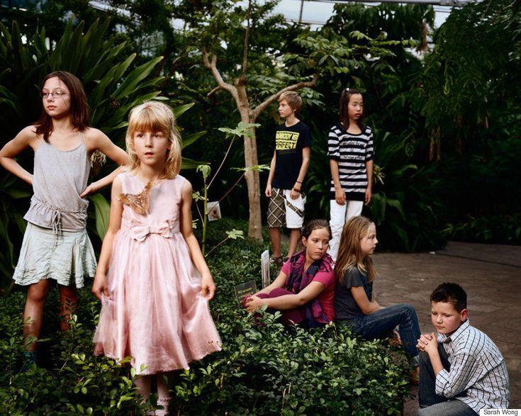 """Sarah Wong. """"Inside Out: Portraits of Cross-Gender Children"""" (Do avesso: retrato de crianças transgênero, em tradução livre), 2011"""