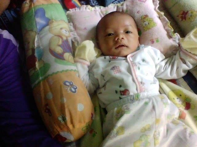 Haidar Ali waktu masih bayi