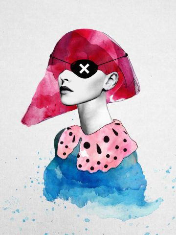 Jenny Liz Rome Fashion Illustrations