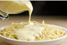 Сырная подлива для макарон, обожаю ее. Вам тоже понравится