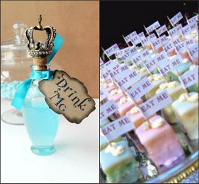 Lots of Mad Hatter tea party ideas. I'm going to do this for my boy/girl twins birthday.
