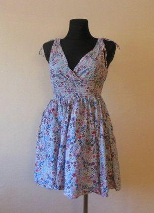 Kup mój przedmiot na #vintedpl http://www.vinted.pl/damska-odziez/krotkie-sukienki/16287991-hm-sukienka-rozkloszowana-laczka-36