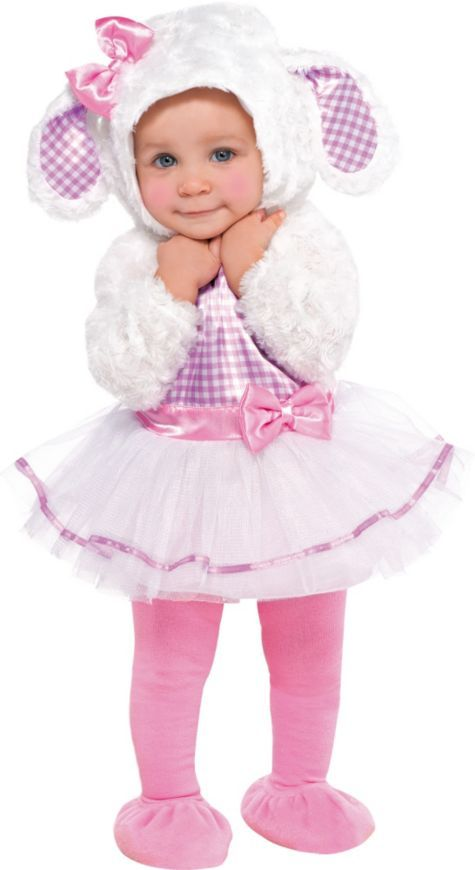 Baby Little Lamb Costume - Party City