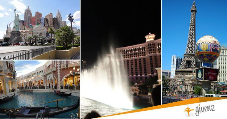 Viaggio di nozze in America: Las Vegas