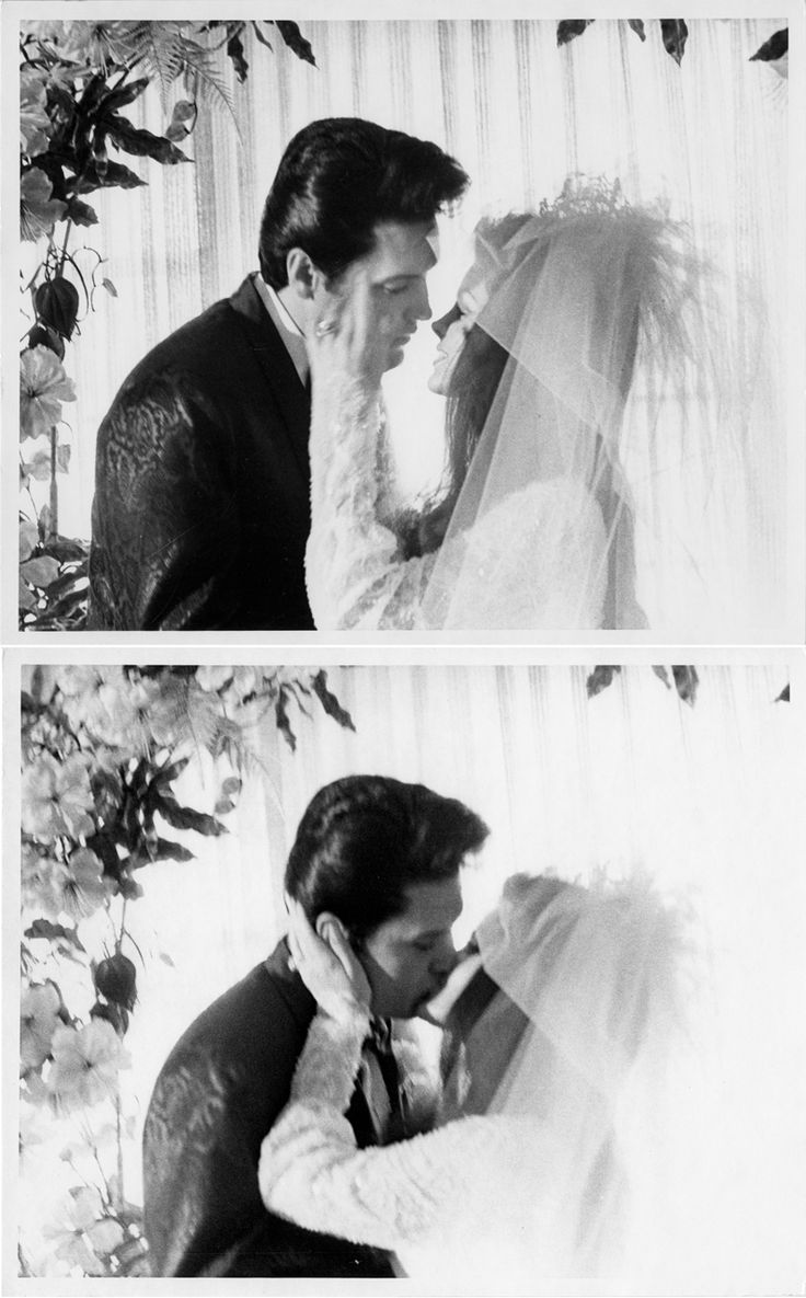 Happy Anniversary, Elvis And Priscilla! Everything You