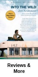 Into the wild / Jon Krakauer. In April 1992 a young man from a well-to-do family hitchhiked to Alaska and walked alone into the wilderness north of Mt. McKinley. His name was Christopher Johnson McCandless. He had given $25,000 in savings to charity, abandoned his car and most of his possessions, burned all the cash in his wallet, and invented a new life for himself. Four months later, his decomposed body was found by a moose hunter....
