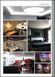 Valokatto tai LED-valoilla epäsuorasti valaistu sisäkatto tuovat tilaan arvokkuutta ja näyttävyyttä. Strech ceiling and LED-lights.  #valaistus #valaistussuunnittelu #epäsuoravalo Toteutus mahdollisuuksia: www.cioy.fi