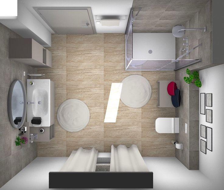 3d Entwurf Fur Eine Schone Kleine Badsanierung Badezimmer Badezimmerdesign Badplaner Badplanung Badsanierung Bathroom Bathroomdesign Dusche Ins Blog