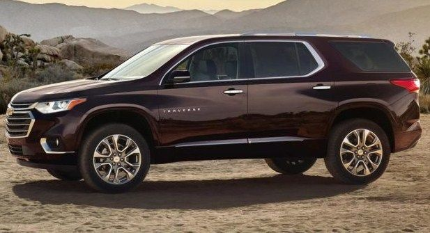 2020 Chevy Tahoe Redesign And Concept Chevrolet Traverse