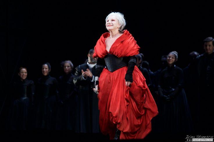 Roberto Devereux, Teatro Real Madrid, 04.10.2015 Mariella Devia