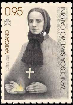 Centenary of the Death of Saint Frances Xavier Cabrini