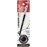 L'Oreal Infallible Gel Lacquer Liner 24 Hour. Hollannaeree: http://www.youtube.com/watch?v=L2vmHty4_AI