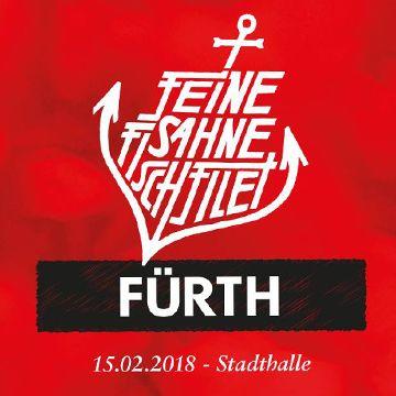 Einlass: 18:00 UhrBeginn: 20:00 Uhr präsentiert von StarFM und Curt Feine Sahne Fischfilet Feine Sahne Fischfilet setzen 2018 alles auf Rausch!Feine Sahne Fischfilet sind gerade nicht nur eine der besten aufstrebenden, jungen Punk-Bands des Landes, sondern vielleicht auch eins der spannendsten Ph..