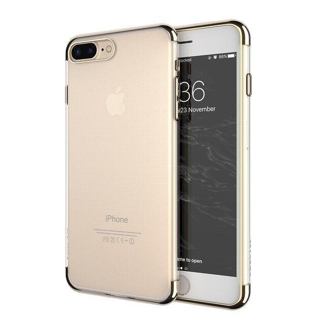 Floveme Original For Iphone 7 8 Plus Transparent Case For Iphone 6 6s Plus Luxury Phone Cases For Iphone 7 8 Cover In 2020 Luxury Iphone Cases Iphone Luxury Phone Case
