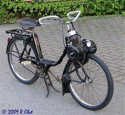 VéloSoleX 1700