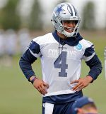 Rising Star: Dak Prescott featured in upcoming NFL SUNDAY TICKET commercials for DIRECTV