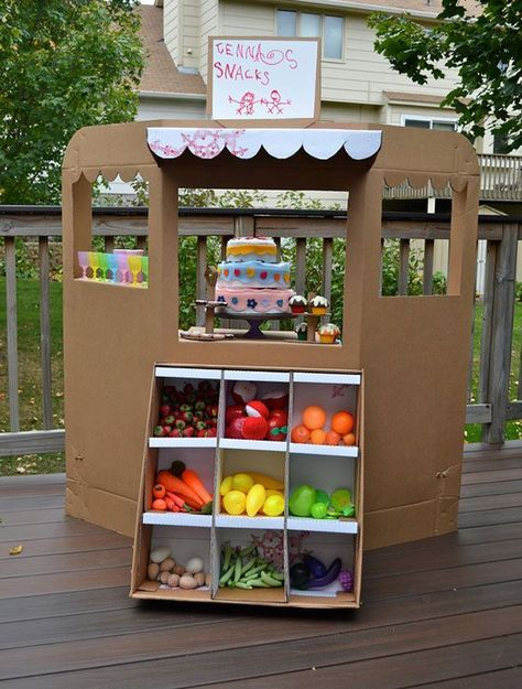 22 incredible kids toys you can make from cardboard boxes - goodtoknow. Nx