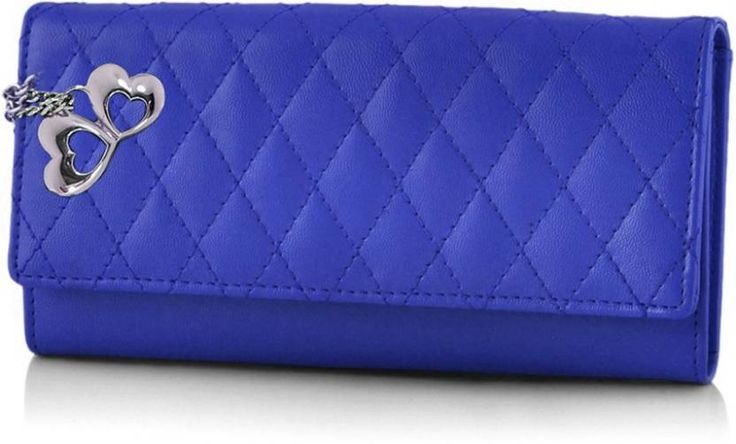 Anglopanglo Wedding, Casual, Party, Formal, Sports, Festive Blue  Clutch