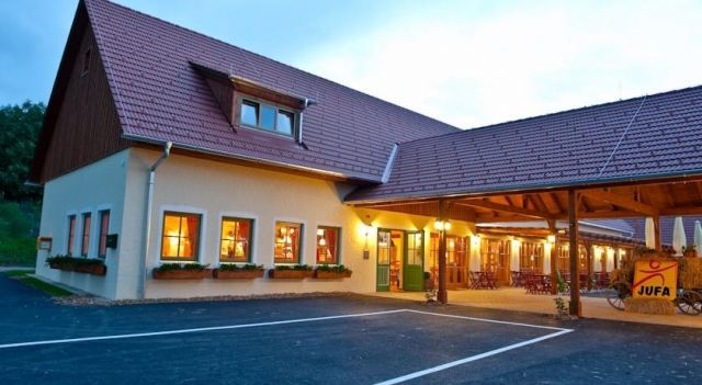 JUFA Tieschen Landerlebnisdorf - #Hotel - $81 - #Hotels #Austria #Tieschen http://www.justigo.net/hotels/austria/tieschen/jufa-tieschen_47926.html