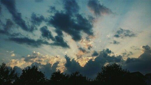 My fair sky
