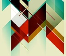 Geometrics/Transparencies: Colors Combos, Picture-Black Posters, Ian Cyborgs, Design Patterns, Posters Design, Graphics Design, Colors Palettes, Bold Colors, Design Posters