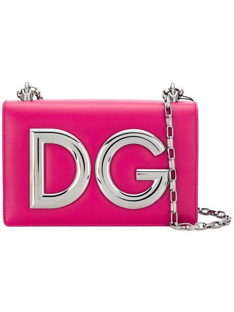 24e0c850474f Dolce & Gabbana Logo Plaque Clutch Bag - Farfetch Dolly Fashion, Fashion  Bags, Dolce