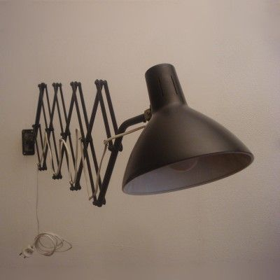 Wall Lamp by Unknown Designer for Hala Zeist
