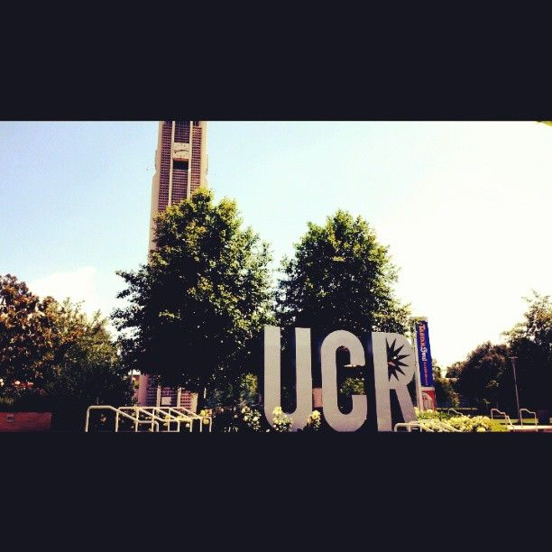 University of California, Riverside (UCR) in Riverside, CA