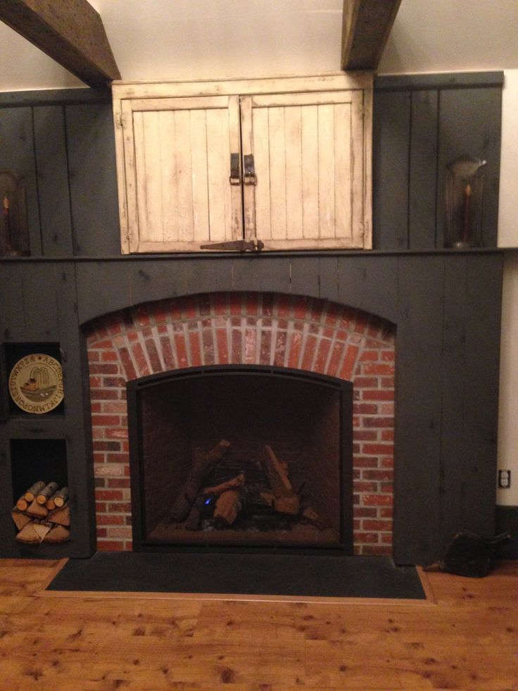 10 best Primitive stepback hutch / fireplace surrounds and more ...