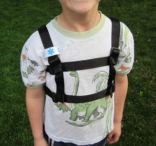 Children's Harnesses by Elaine, Inc. Special Needs