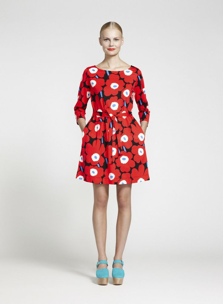 HUIKEA MARIMEKKO DRESS, available at Pirkko