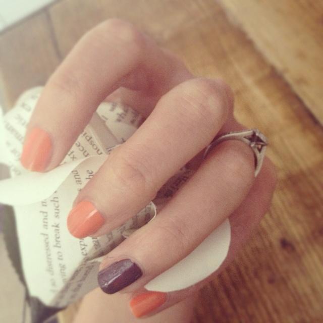 finger reverse